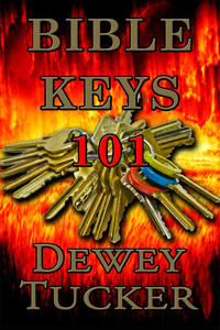 front cover of Bible Keys 101 book