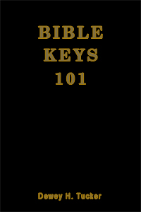 Bible Keys 101 Book Cover