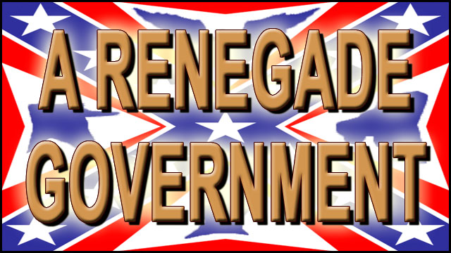 A RENEGADE GOVERNMENT video thumbnail