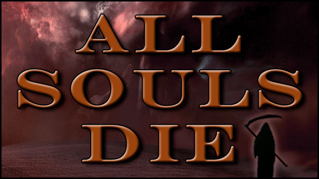 ALL SOULS DIE video thumbnail