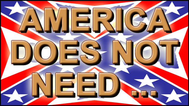 AMERICA DOES NOT NEED video thumbnail
