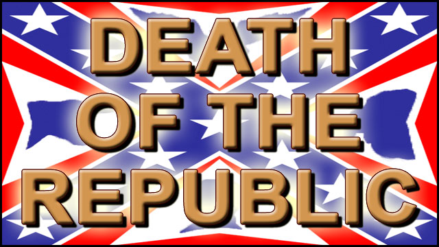 DEATH OF THE REPUBLIC video thumbnail