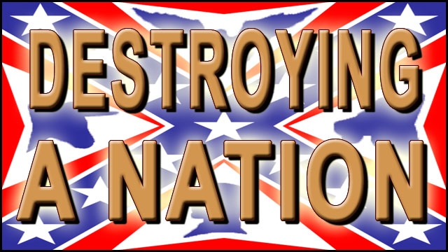 DESTROYING A NATION video thumbnail