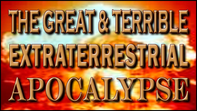 EXTRATERRESTRIAL APOCALYPSE video thumbnail