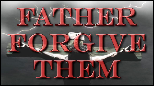 FATHER FORGIVE THEM video thumbnail