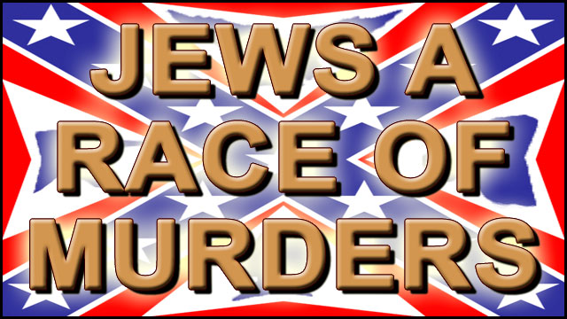 JEWS A RACE OF MURDERS video thumbnail