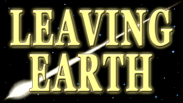 LEAVING EARTH video thumbnail