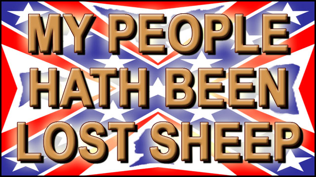 MY PEOPLE HATH BEEN LOST SHEEP video thumbnail