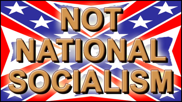 NOT NATIONAL SOCIALISM video thumbnail