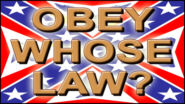OBEY WHOSE LAW? video thumbnail