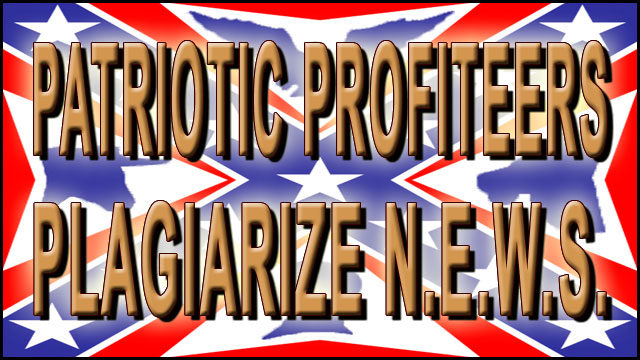 PATRIOTIC PROFITEERS video thumbnail