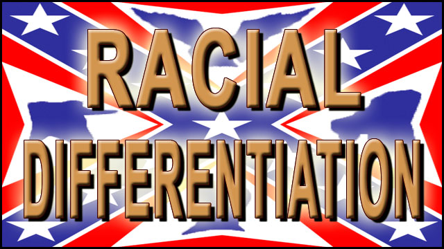 RACIAL DIFFERENTIATION video thumbnail