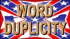 WORD DUPLICITY video thumbnail